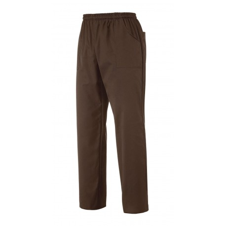 PANTALONE COULISSE TASCA A TOPPA BROWN