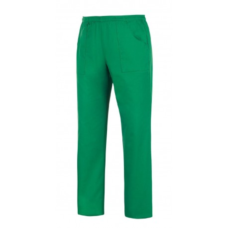 PANTALONE COULISSE TASCA A TOPPA KELLY GREEN