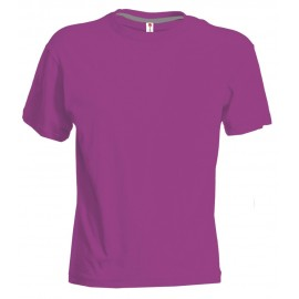 T-SHIRT SUNSET KIDS SUMMER VIOLET