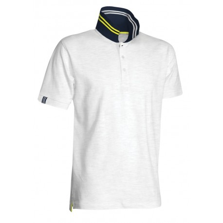 POLO NAUTIC KIDS BIANCO