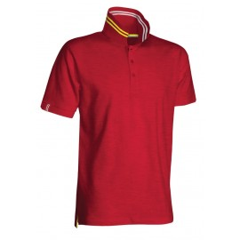 POLO NAUTIC KIDS RED PASSION