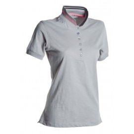 POLO NAUTIC LADY BIANCO NAVY FUXIA