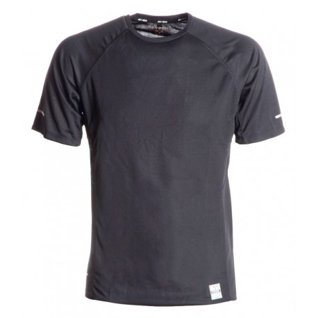 RUNNING T-SHIRT NERO