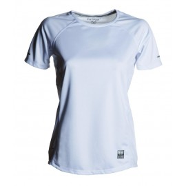 RUNNING LADY T-SHIRT BIANCO