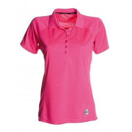 POLO TRAINING LADY FUXIA FLUO