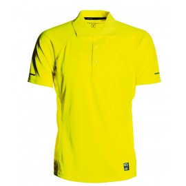 POLO TRAINING UOMO YELLOW FLUO