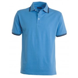 POLO PIQUET SKIPPER AZZURRO/ NAVY