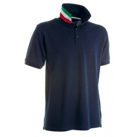 POLO NATION BLU NAVY ITALIA