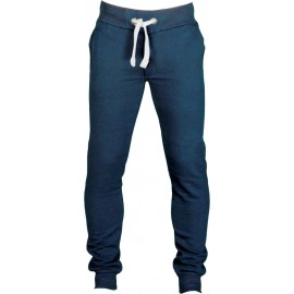 PANTALONE SEATTLE IN FELPA BLU NAVY