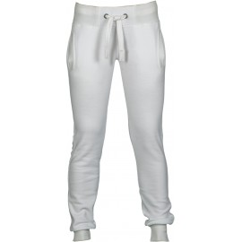 PANTALONE IN FELPA SEATTLE LADY BIANCO
