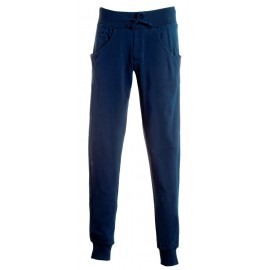PANTALONE IN FELPA FREEDOM BLU NAVY