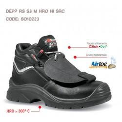 SCARPA ALTA DEPP S3 M HRO SRC RS