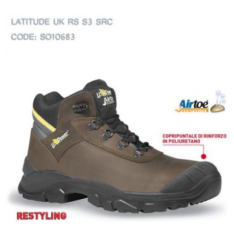 SCARPA ALTA LATITUDE RS UK S3 SRC