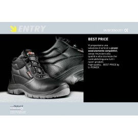 SCARPA BASSA SIMPLE S3 SRC