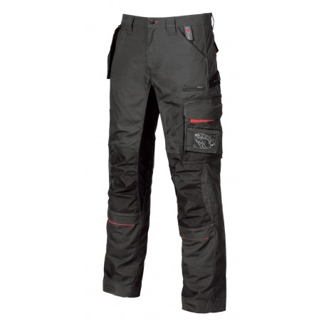 PANTALONE RACE BLACK CARBON