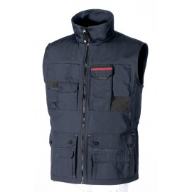 GILET FIRST DEEP BLUE