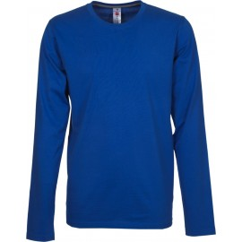 T-SHIRT PINETA MANICA LUNGA BLU ROYAL