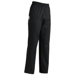 PANTALONE CUOCO COULISSE BLACK