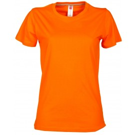 T-SHIRT SUNRISE LADY ARANCIO