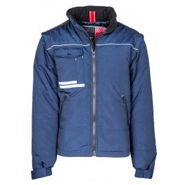 GIUBBINO WARM PLUS BLU NAVY