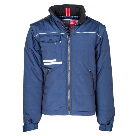 GIUBBINO WARM 2.0 BLU NAVY