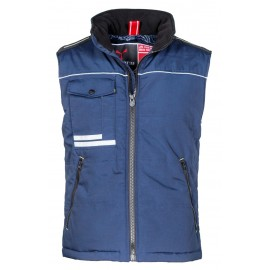 GILET AZUA PLUS BLU NAVY