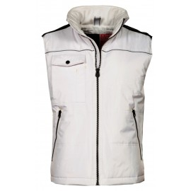 GILET AIRSPACE 2.0 BIANCO