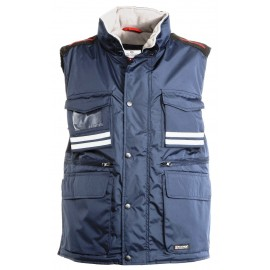GILET FLIGHT BLU NAVY