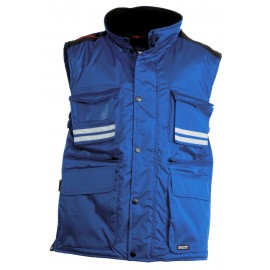GILET FLIGHT BLU ROYAL