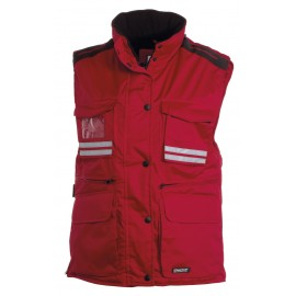 GILET DONNA FLIGHT LADY IN RIPSTOP WATER RESISTENT