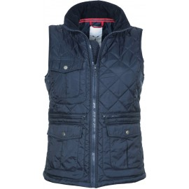 GILET GATE LADY BLU NAVY