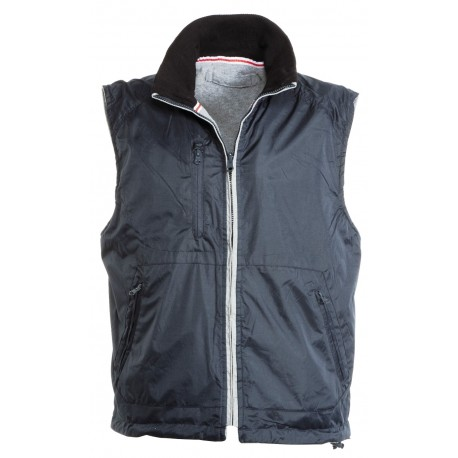 GILET SPEED IN NYLON REVERSIBILE