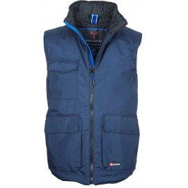 GILET WANTED BLU NAVY