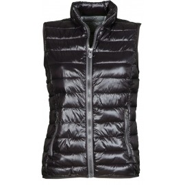 GILET DONNA CASUAL LADY NERO