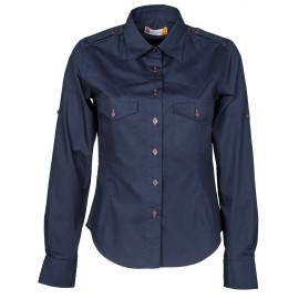 CAMICIA TROPHY LADY BLU NAVY