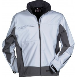 GIACCA STORM SOFT SHELL BIANCO