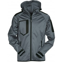 GIACCA SOFT SHELL EXTREME STEEL GREY