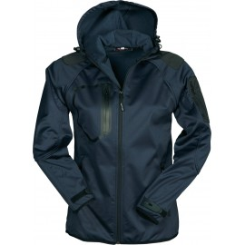 GIACCA SOFT SHELL EXTREME LADY BLU NAVY