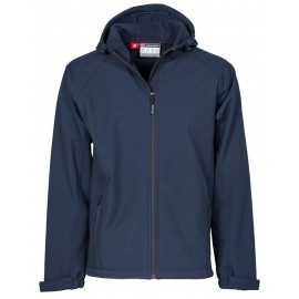 GIACCA SOFT SHELL UOMO GALE BLU NAVY