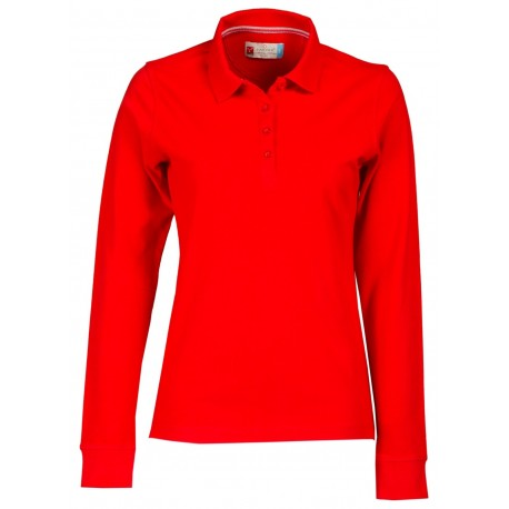 POLO FLORENCE LADY ROSSO