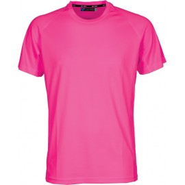 RUNNER T-SHIRT KIDS FUXIA FLUO