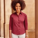 CAMICIA DONNA 946 SLIM MAN 3/4 FITTED