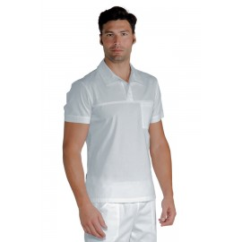 POLO MIAMI UNISEX STRETCH BIANCO
