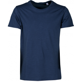 T-SHIRT UOMO PARTY DENIM BLU