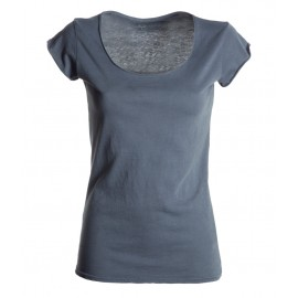 T-SHIRT SOUND LADY STEEL GREY
