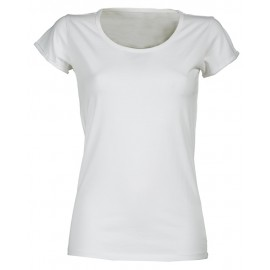 T-SHIRT YOUNG LADY BIANCO