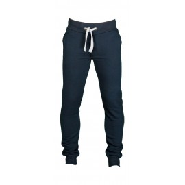 PANTALONE IN FELPA SEATTLE KIDS BLU NAVY