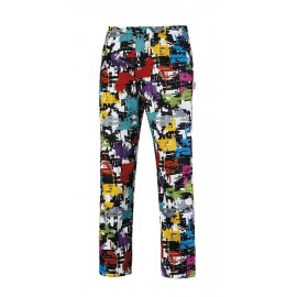 PANTALONE COULISSE GRAPHIC