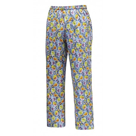 PANTALONE COULISSE TASCA A TOPPA DOGS & CATS