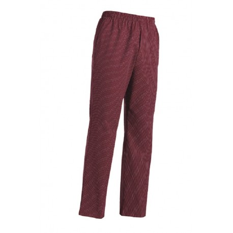 PANTALONE CUOCO COULISSE WINE RA 202055